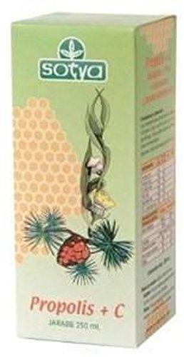 Propoleo + Vitamina C Jarabe 250 ml de Sotya