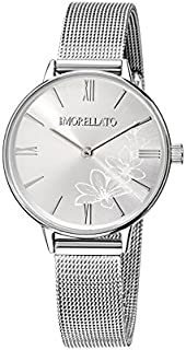 Morellato R0153141505 Ninfa Year Round Analog Quartz Silver Watch