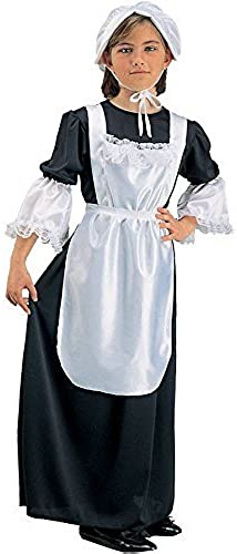 Ahorre 60% de descuento y envío rápido a todo el mundo. Pilgrim Girl Kids Costume by RG Costumes Costumes Costumes  Precio al por mayor y calidad confiable.