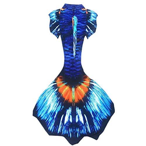Xyfushi - Colas de sirena para nadar con monoaleta