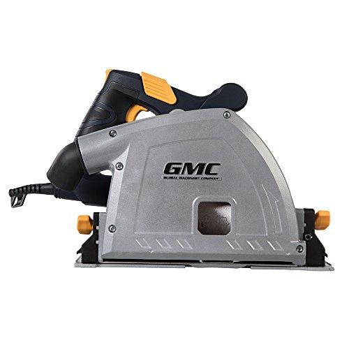 GMC GTS165 - 1400W 165mm (6½') Plunge Saw & Track Kit 230V