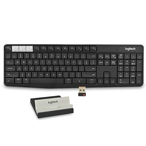 teclado inalambrico logitech k375s fabricante Logitech