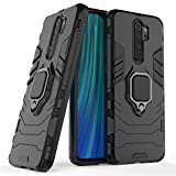 RFLY Case for Xiaomi Redmi Note 8 Pro, Double Layers