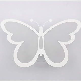 Lampe de Table LED Moderne Chambre Minimaliste Couloir Couloir Escalier Décoration Lampe Papillon Type Acrylique Mur Lampe...