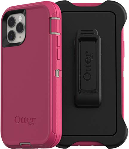 OtterBox Defender Screenless Series Case & Holster for iPhone 11 PRO - Non-Retail Packaging - Lovebug Pink