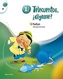 Antologia de textos 1º Primaria (Telecuentos, ¿D¡game? (Pixépolis) - 9788426379528