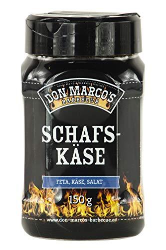 Don Marco's Spice Blend Schafskäse 150g in der Streudose, Grillgewürzmischung