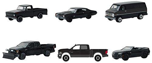 2017 Dodge RAM 2500 Power Wagon - Black Bandit - Greenlight 1:64