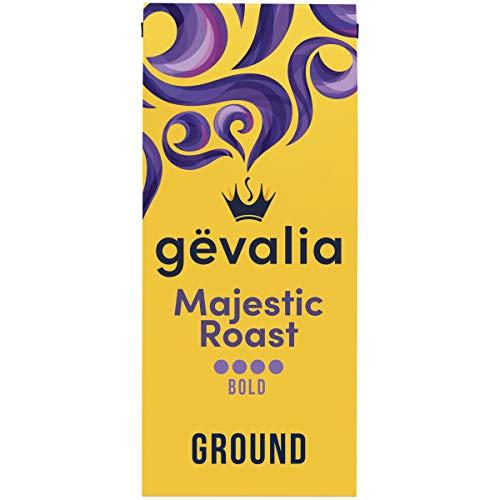 Gevalia Bold Majestic Roast Ground Coffee (12 oz Bag)