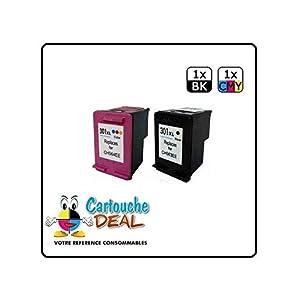 BadgerInks-Cartucho de tinta para impresora HP Deskjet F4200 ...