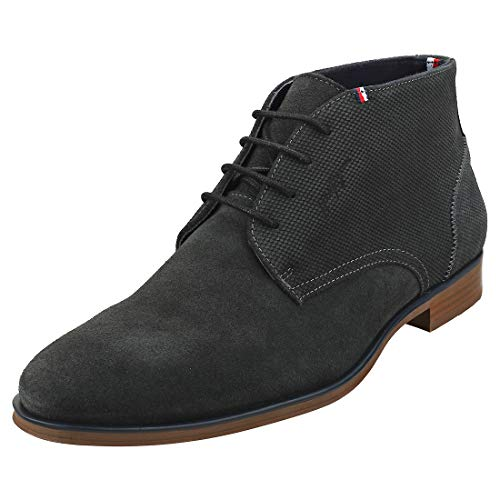 Tommy Hilfiger Casual Embossed Hombres Botas Chukker