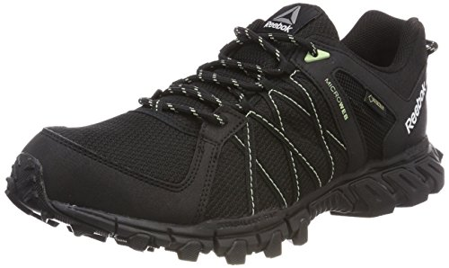 Reebok Damen Trailgrip RS 5.0 GTX Walkingschuhe, Schwarz (Black/Aloe Green 0), 37 EU