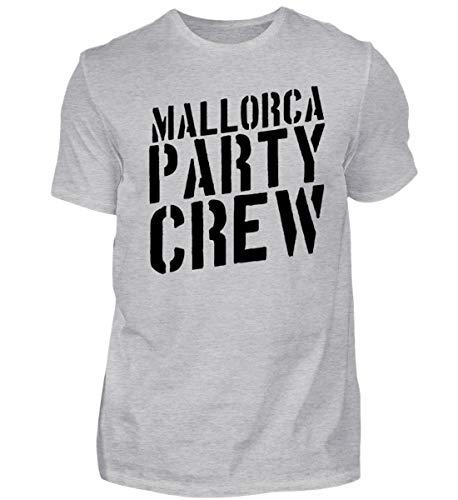 Mallorca Party Crew - Lustiges Saufen Feiern Sprüche T-Shirt für Partyurlaub auf Malle - Herren Shirt