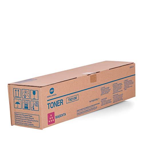 Konica Minolta TN210M - Tóner impresoras láser Konica