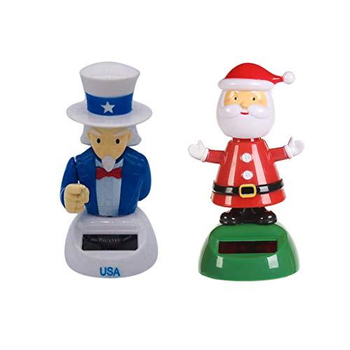 B Blesiya Juguete de Papa Noel para Niños Pequeños Regalo para Niños Navidad Cumpleaños