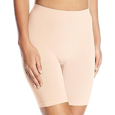 Vassarette Women's Comfortably Smooth Slip Short Panty 12674, Love Me Tender, 2X-Large/9