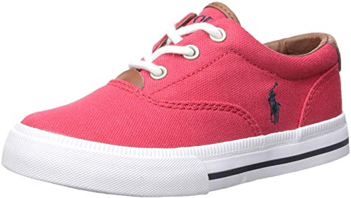 Ralph Lauren Child Canvas Shoes