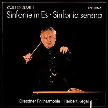 Hindemith: Sinfonie in Es-Dur & Sinfonia serena