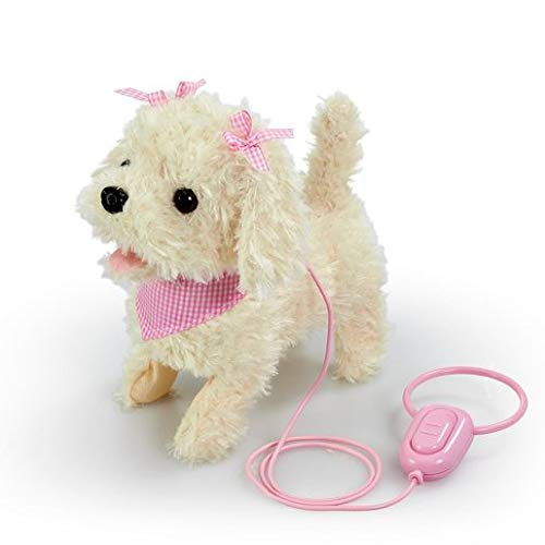 Pitter Patter Pets Addo Walk Along Puppy – Interaktives Hündchen