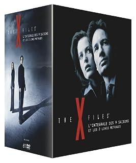 The X-Files-L'intégrale des 9 Saisons + Les 2 Films (B007MFUGH8) | Amazon price tracker / tracking, Amazon price history charts, Amazon price watches, Amazon price drop alerts