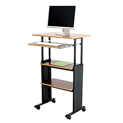 Safco Muv Adjustable-Height Desk from Safco Products