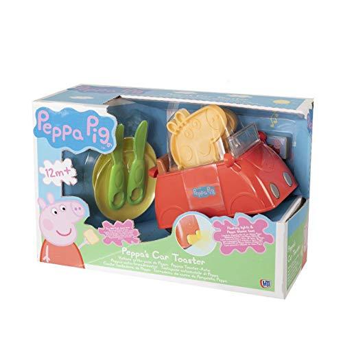 CYP BRANDS Tostadora Peppa Pig, color rojo, (1684560.INF)