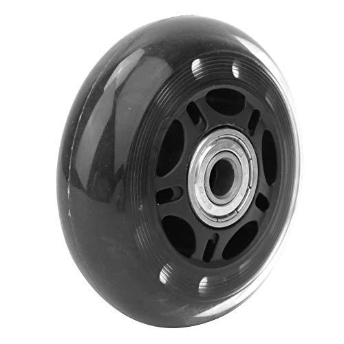 608 que lleva, rueda transparente silenciosa de los accesorios del carro del equipaje de la PU para el carro del equipaje