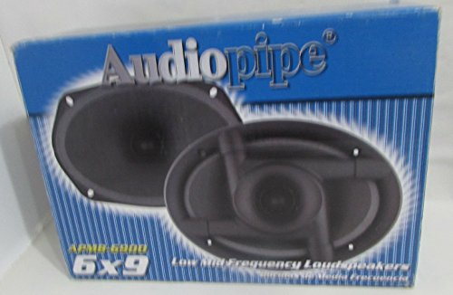 Audiopipe AOCT850 8 in 500W Max Octo Speaker