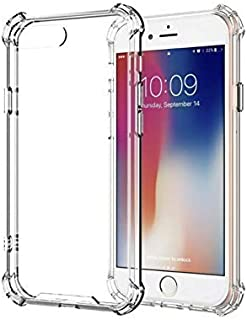 Dolson's Shockproof Tough Clear Gel case/Cover Compatible with iPhone 11 max (6.5)