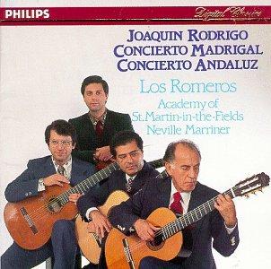 Concerto Madrigal/Concerto Andaluz