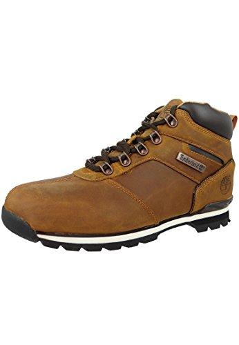 Timberland Splitrock2 Hiker, Baskets mode homme - Marron (Medium Brown), 47.5 EU (12.5 UK) (13 US)