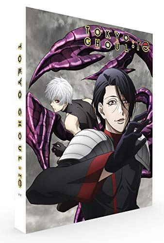 Tokyo Ghoul:Re-Partie 2/2-Edition Bluray [Édition Collector]