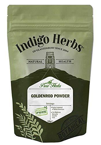 Indigo Herbs Poudre de Verge D'or 100g