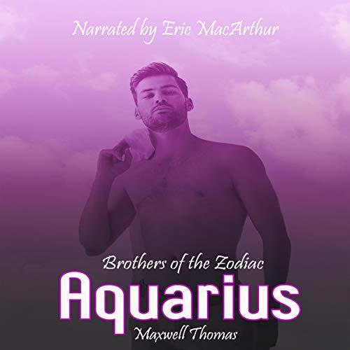 Aquarius Audiobook By Maxwell Thomas cover art