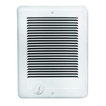 Cadet 67507 Com-Pak Plus Fan Heater 2000 W 240 V White