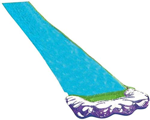 Toboganes de césped para niños Patio trasero, Tobogán de agua para niños Tobogán extra grueso y duradero Juguetes de jardín Personas Tabla de surf para niños y jardín al aire libre Actividades famili
