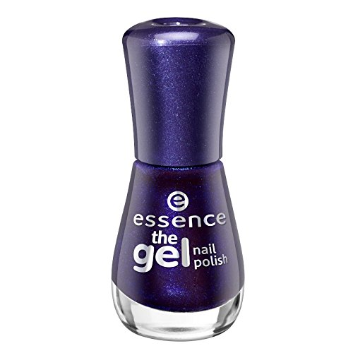 essence - Nagellack - the gel nail polish - midnight sky