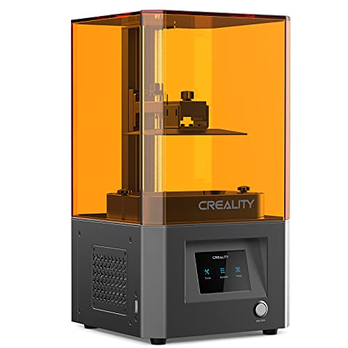 Creality LD002R LCD Resin UV Light Cure 3D Printer Auto Leveling Air Filtration System Smart Touch Color Screen Off-line Print 11965160mm for LCD DLP SLA