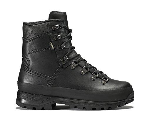 Lowa Mountain Boot GTX lxl-più Große Zehen, Schwarz - schwarz