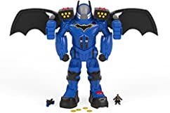 Fisher-Price Imaginext DC Super Friends, Batbot Xtreme [Amazon Exclusive]