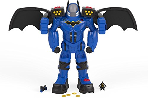 Fisher-Price Imaginext DC Super Friends, Batbot Xtreme [Amazon Exclusive]