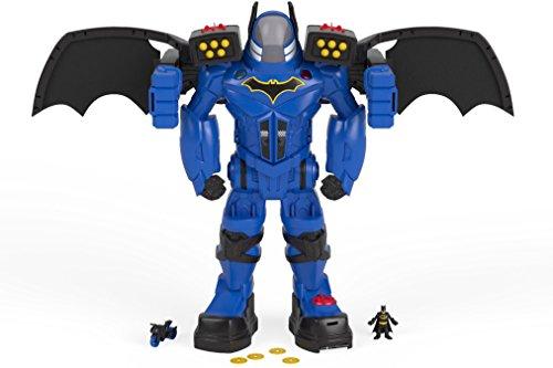 Fisher-Price Imaginext DC Super Friends, Batbot Xtreme...