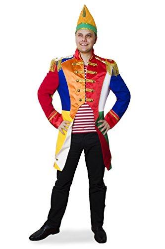 M&G Atelier Bunte Uniform Fasching Theater Soldat Napoleon Jacke Karnevalskostüm Gehrock (58)