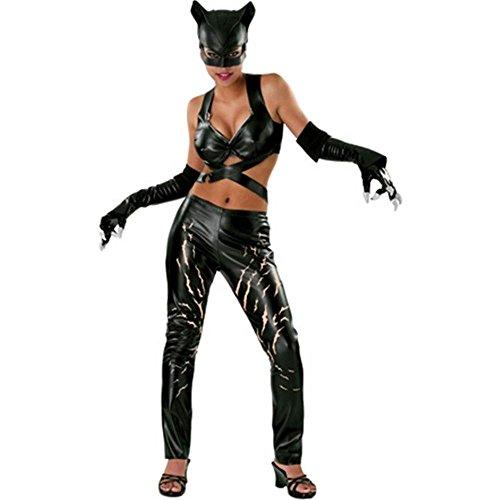 Rubie's-déguisement officiel - Batman - Déguisement Costume de Luxe Catwoman -Taille M- I-56019M