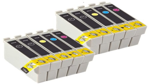 Premium depósitos de tinta para impresora HP sustituir 36416unidades–Depósitos de impresora para HP Photosmart Plus 209A/B209b/B209C