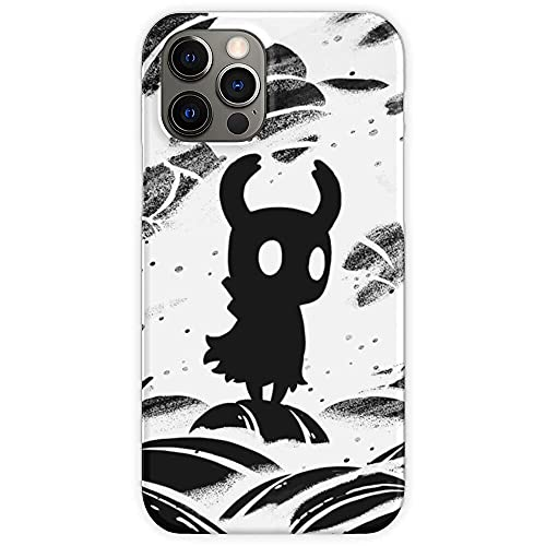 Fundas para teléfono Pure Clear TPU iPhone Samsung Xiaomi Redmi Note 10 Pro/Note 9/Poco M3 Pro/Note 8/Poco X3 Pro Funda-Grimm Grubs Video Gods Nightmares Troupe Funda Art The Knight Hollow and Game