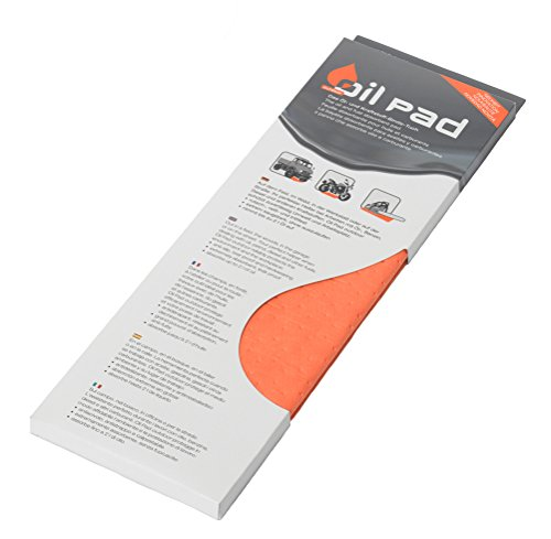 HP-Autozubehör 24003 Oil Pad Outdoor, Orange