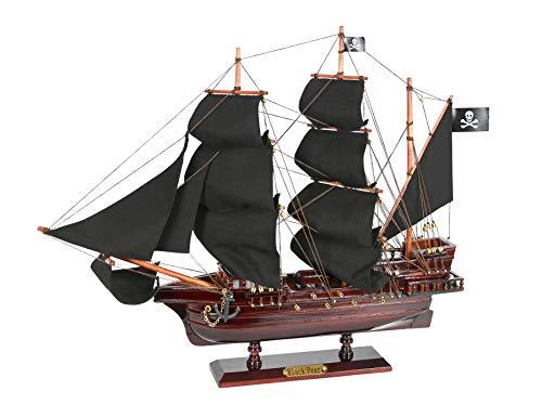 Navyline Maqueta de barco pirata Black Peari de madera