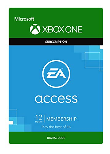 EA Access 12 Meses | Xbox One - Código de descarga