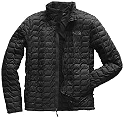 winter jacket the north face thermoball vegan black